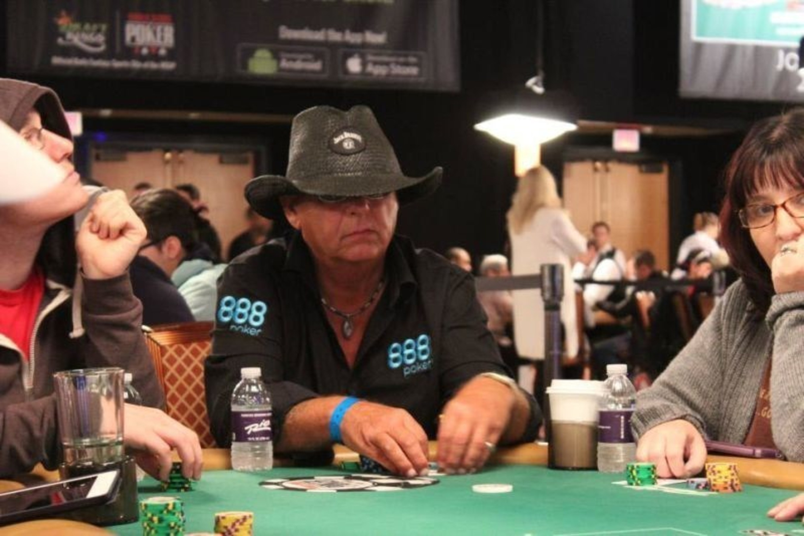 Rhodes to Riches! 888poker Player Tommy Yates Turns 1 ' 'Into an American Dream