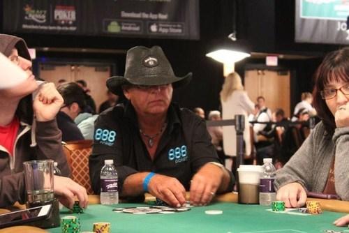 888poker player Tommy Yates turns 1ââeurošÂµ into an American dream at the WSOP (PRNewsFoto/888poker) (PRNewsFoto/888poker)