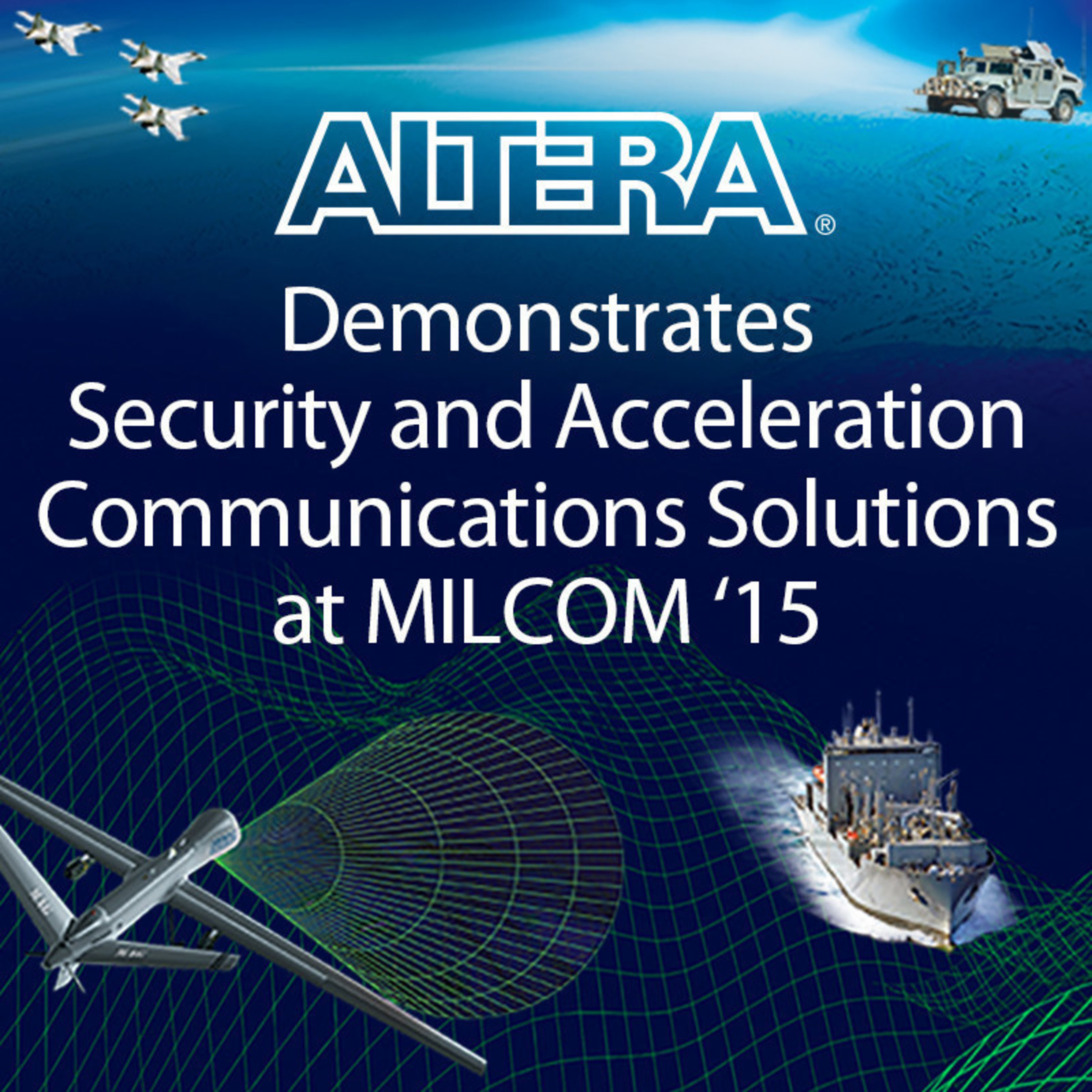 Altera Demonstrates Security and System Acceleration