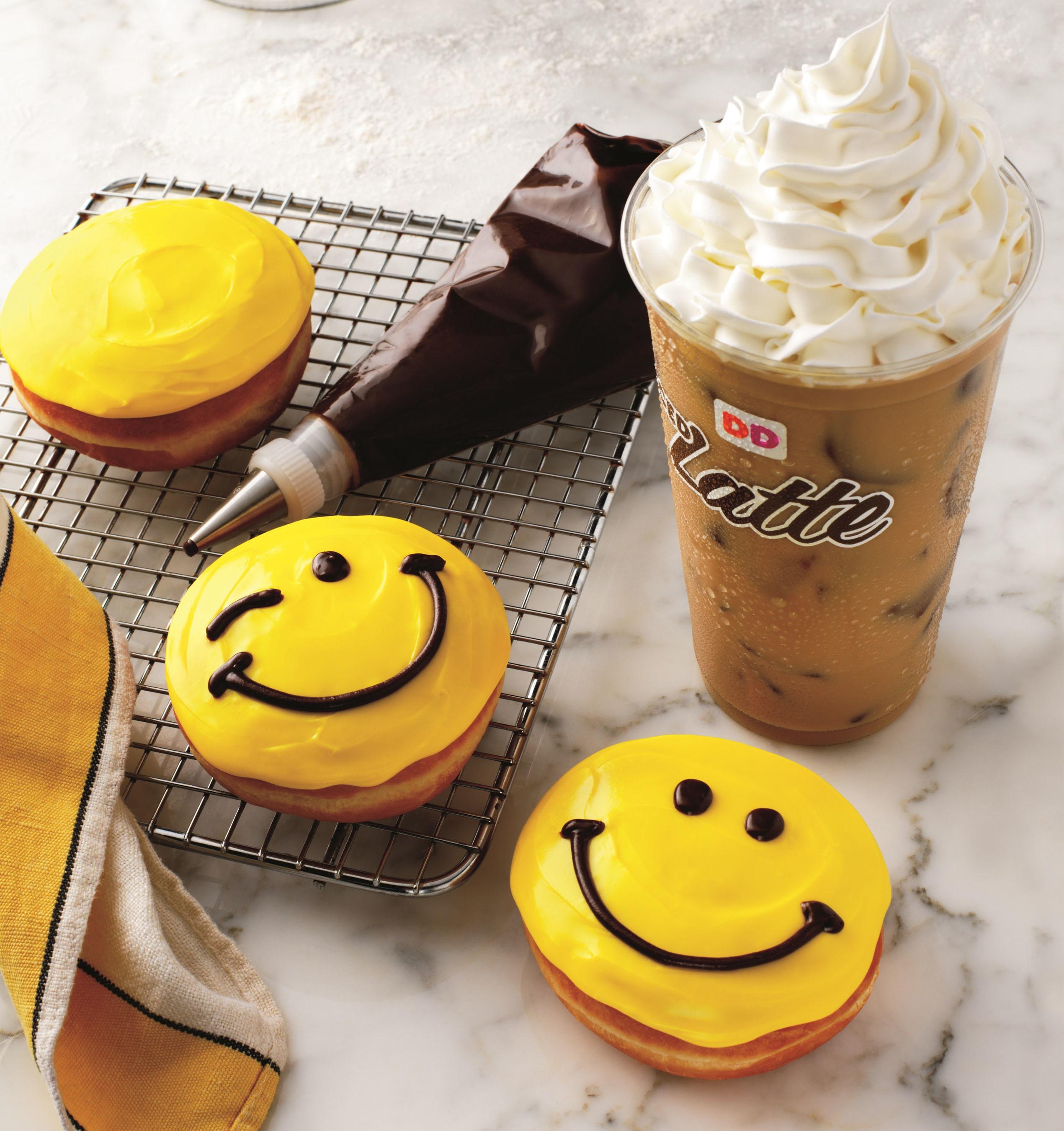 Dunkin' Donuts kündigt zur Feier des Global Donut Day für Freitag, den 5. Juni, die Rückkehr des