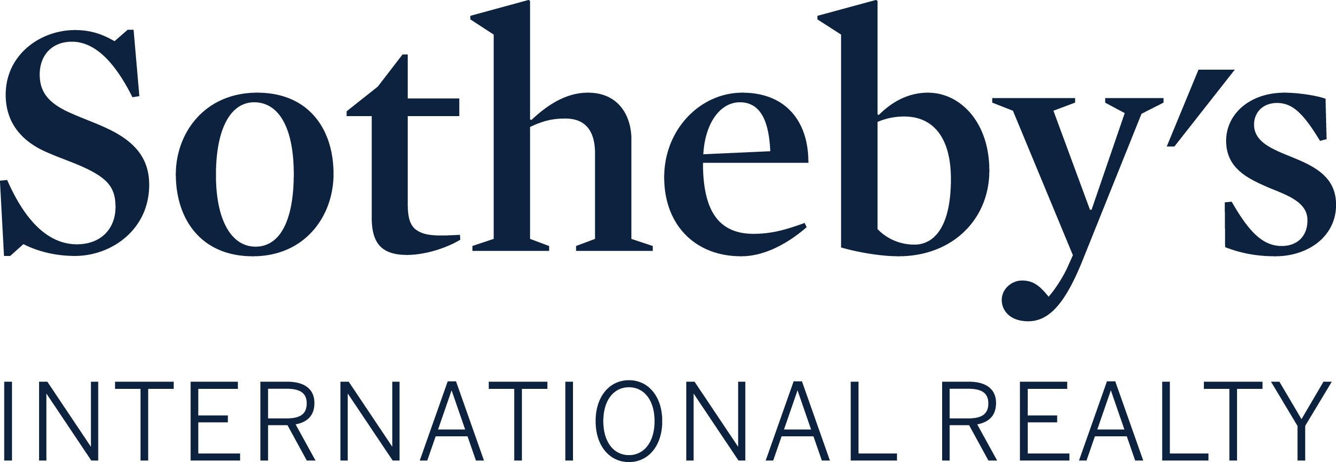 Sotheby's International Realty logo.
