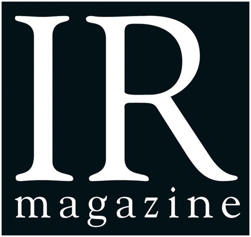 Covidien and Intel lead Nominations for IR Magazine Awards - US 2013