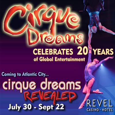 CIRQUE DREAMS ENTERTAINMENT.  (PRNewsFoto/Cirque Dreams)