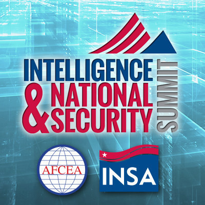 The Intelligence & National Security Summit will feature the Intelligence Community's top leaders. (PRNewsFoto/AFCEA International)