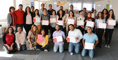 Entrepreneurship with Impact Ventures launches The Impact Training Program with Various Partners