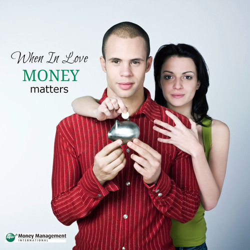 When in love, money matters!  (PRNewsFoto/Money Management International)