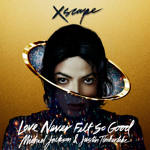 """Love Never Felt So Good"" Michael Jackson & Justin Timberlake (PRNewsFoto/Epic Records)"