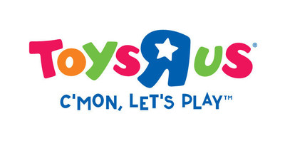 "TOYS""R""US(R) BRINGS THE MAGIC OF PLAY TO LIFE WITH NEW BRAND CAMPAIGN, BECKONS KIDS AND FAMILIES WITH 'C'MON, LET'S PLAY' (PRNewsFoto/Toys""R""Us, Inc.)"