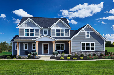 Builder Schumacher Homes Opens New Model Home In Circleville Ohio