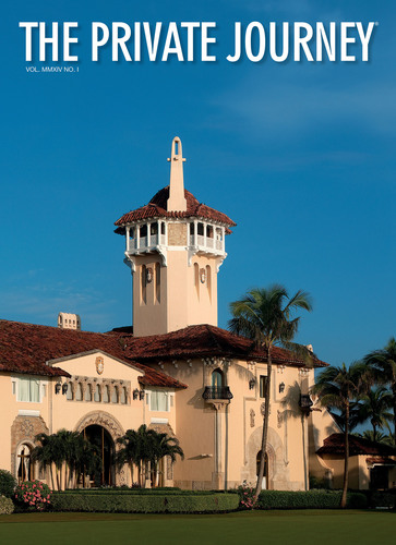 Donald Trump's Mar-a-Lago, LeBron James, Marc Anthony and Miami Mayor, Carlos Gimenez, Featured in