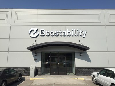 Boostability's new Orem office building
