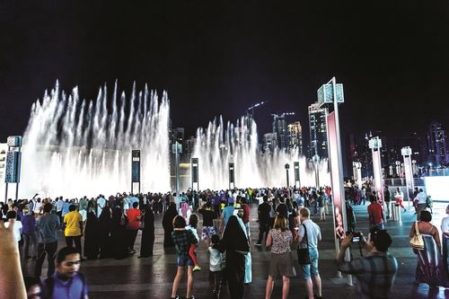 Dubai: the world's most visited city by 2020 (PRNewsFoto/www_vision_ae)