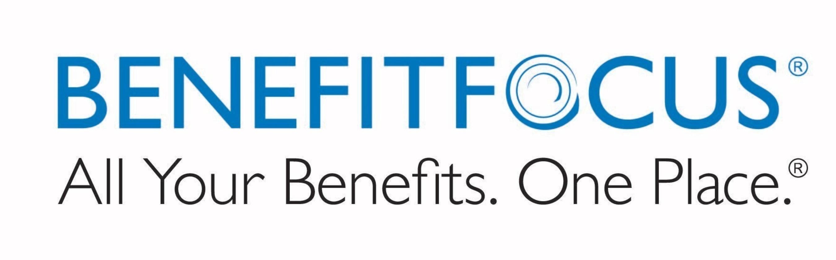 Benefitfocus logo (PRNewsFoto/Benefitfocus, Inc.)