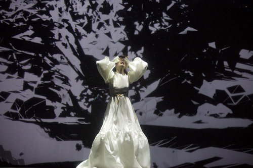 Lexus Collaborates with MADE Fashion Week, Coco Rocha and Giles Deacon to Create Live Holographic