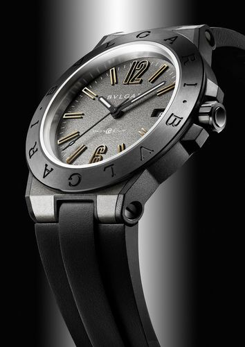 """Diagono """"E"""" Magnesium intelligent watch is powered by the self-winding manufacture Caliber Solotempo ..."""