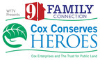 Orlando's Cox Conserves Heroes program to honor environmental volunteers, donate funds to local nonprofits.