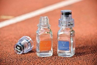 BEREG-Kit / doping test instrument (PRNewsFoto/Berlinger Special AG)
