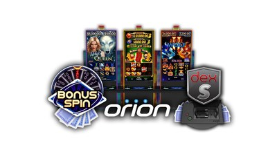 AGS Builds off Impressive G2E Showing with Significant Sales Commitments for its Bonus Spin, Orion, and Dex S gaming technologies.