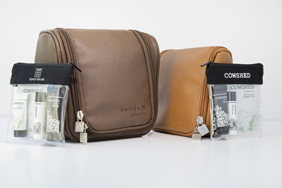 Beginning Aug. 1, 2015, United Airlines will offer Soho House's Cowshed skin-care products, including in new United Global First and United BusinessFirst amenity kits.