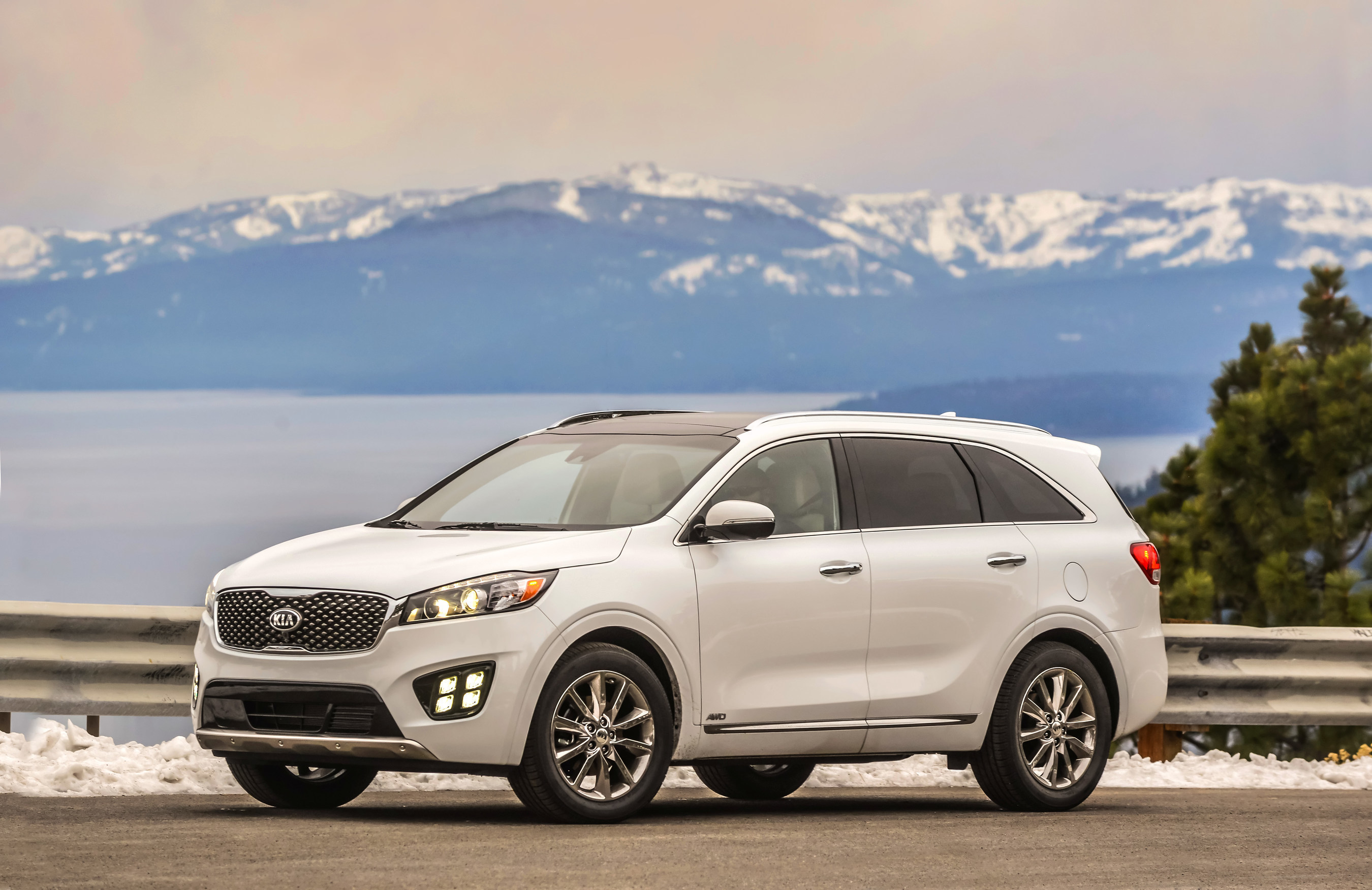2017 Sorento Earns Top Safety Pick Plus Rating from Insurance Institute for Highway Safety