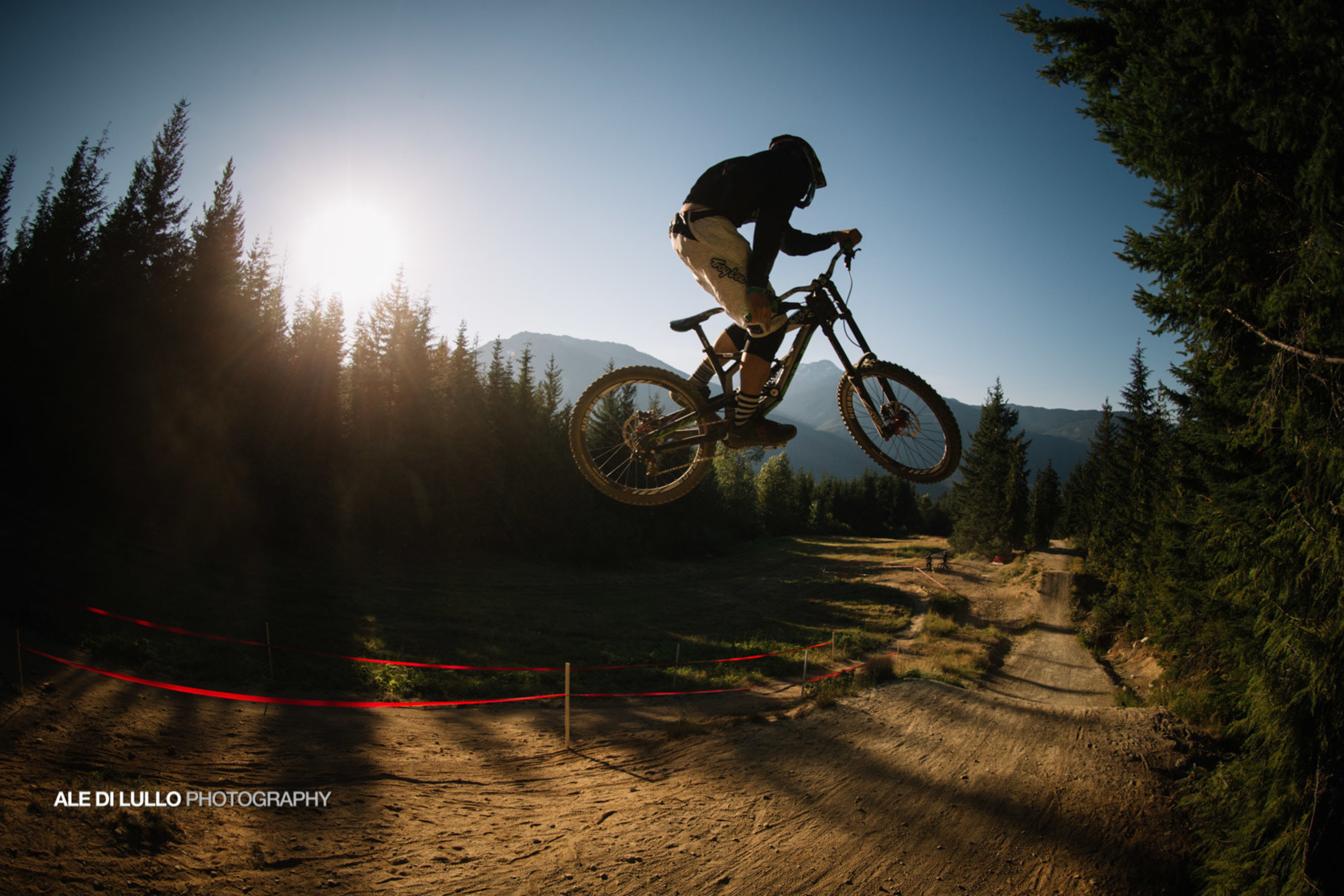 Cam Zink is an icon in the mountain biking world.