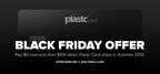 Plastc Black Friday Offer image