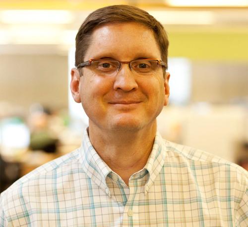 Ken Gullicksen, COO of Evernote. (PRNewsFoto/Evernote) (PRNewsFoto/EVERNOTE)