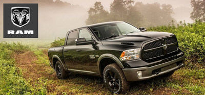 The 2014 Ram 1500 is one of the highlight models, among many, in the Barkau Automotive Chrysler, Dodge, Jeep and Ram inventory. (PRNewsFoto/Barkau Automotive)