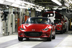 U.S.-bound 2016 Mazda MX-5 Miata production kicks off today