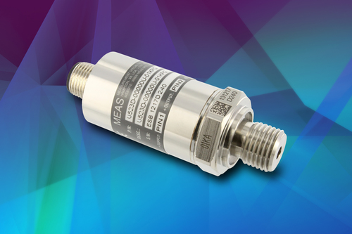 High Accuracy Pressure Transducer for OEM Applications Available from Measurement Specialties. ...
