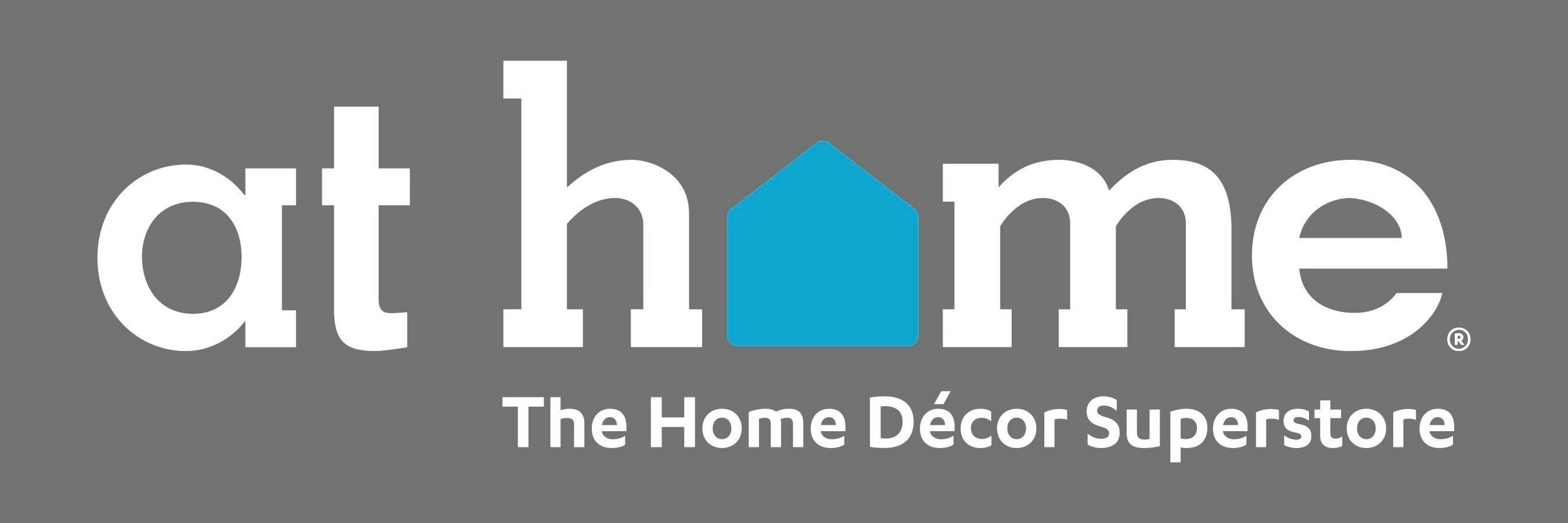 At Home Logo (PRNewsFoto/At Home)