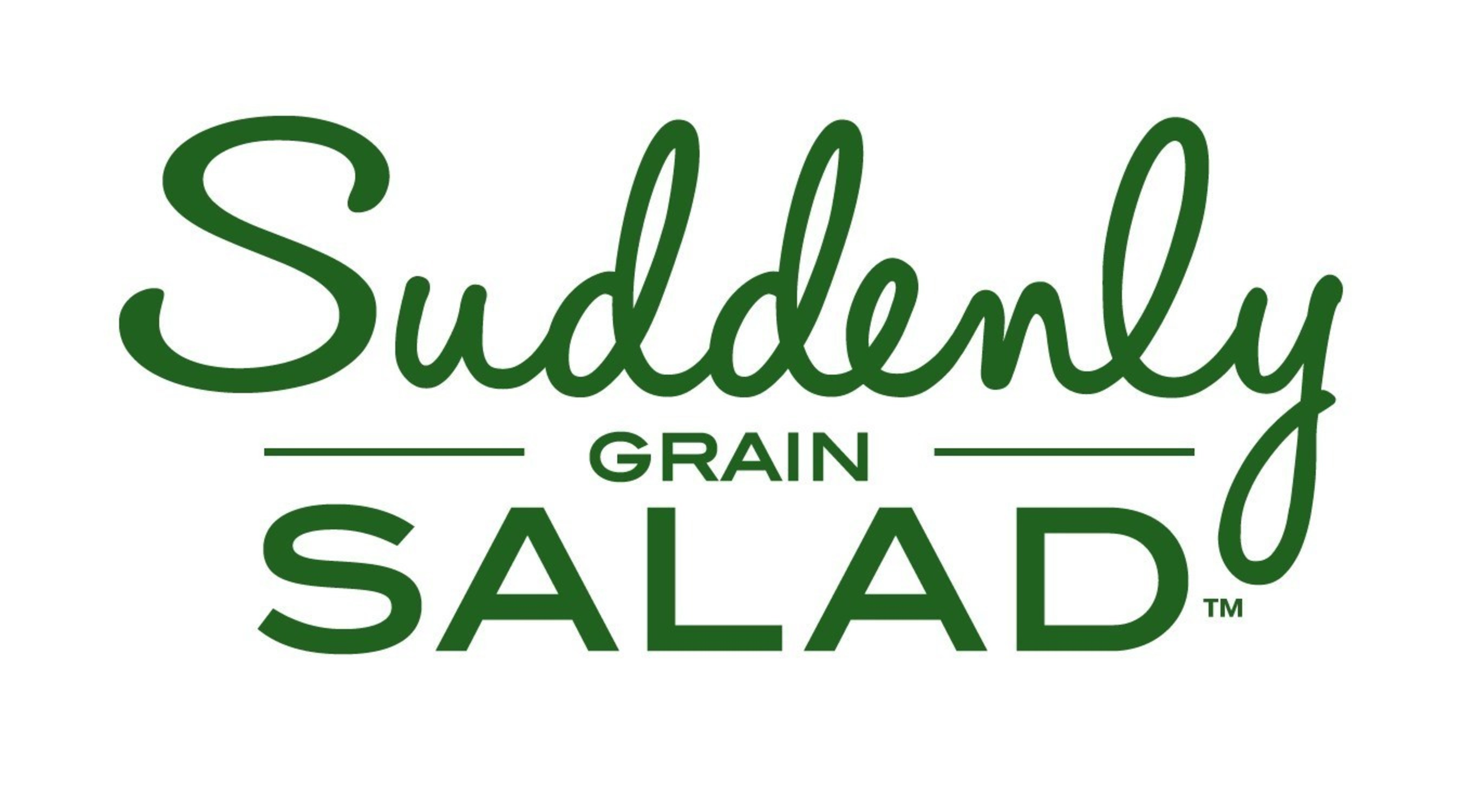 Suddenly Grain Salad Logo (PRNewsFoto/Betty Crocker)