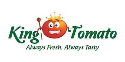 King Tomato Logo