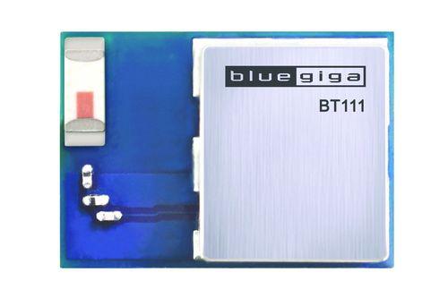 Bluegiga Launches a New BT111 Bluetooth Smart Ready HCI Module