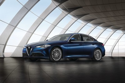 Alfa Romeo Debuts the 2017 Alfa Romeo Giulia Lineup at the New York International Auto Show.