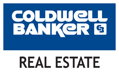 Coldwell Banker Real Estate LLC logo. (PRNewsFoto/Coldwell Banker Real Estate LLC)