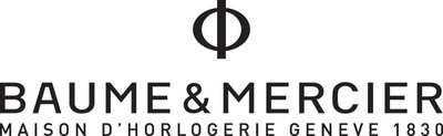 Baume & Mercier logo.  (PRNewsFoto/Baume & Mercier)