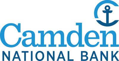 Camden National Bank logo (PRNewsFoto/Camden National Bank)
