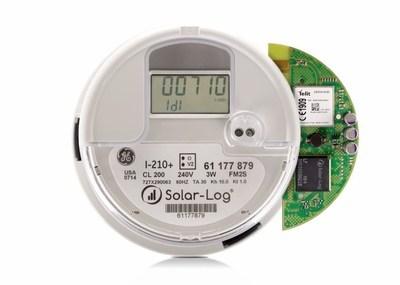 Solar-Log(R) & GE Meter