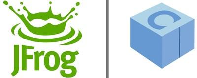 JFrog and Conan company logos