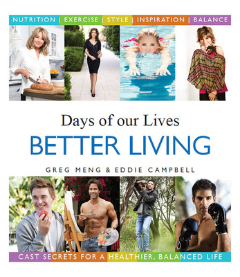 Days of our Lives: Better Living Cover Image. (PRNewsFoto/Days of our Lives) (PRNewsFoto/DAYS OF OUR LIVES)
