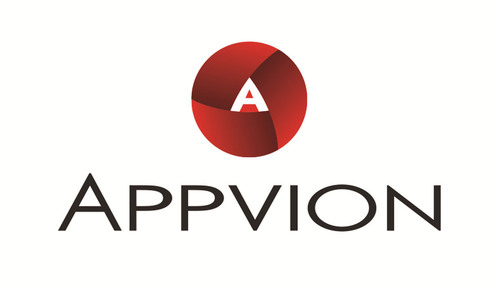 Appleton Papers has changed its company name to Appvion, Inc. to reflect the full scope of its business. (PRNewsFoto/Appvion, Inc.) (PRNewsFoto/) (PRNewsFoto/)