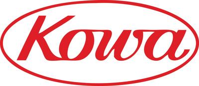 Kowa Pharmaceuticals America, Inc. Logo.  (PRNewsFoto/Kowa Pharmaceuticals America, Inc.)