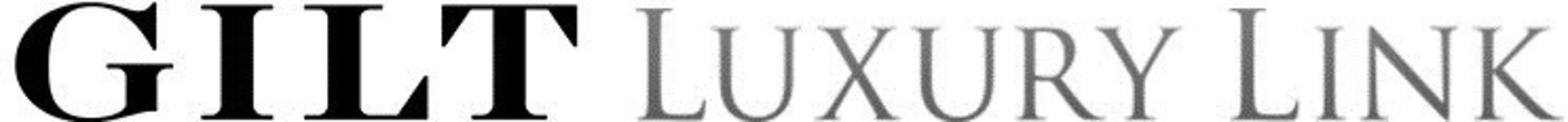 Gilt.com and LuxuryLink.com logos