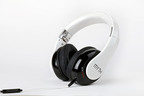 Customizable headphones from Myth Labs.  (PRNewsFoto/Myth Labs)