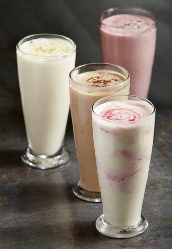 Raise Your Glass, Relax and Enjoy; Brunch Season Has Arrived! (PRNewsFoto/California Milk Advisory Board)