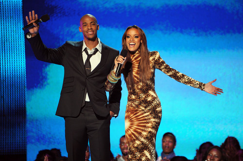 Selita Ebanks and Mehcad Brooks Sexy it Up for this Year's 'RIP THE RUNWAY,' Premiering Monday,