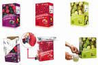 Hedetang-branded BIB Fruit Juice Beverages.  (PRNewsFoto/SkyPeople Fruit Juice, Inc.)