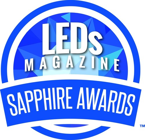 LEDs Magazine Sapphire Awards (PRNewsFoto/PennWell Corporation)