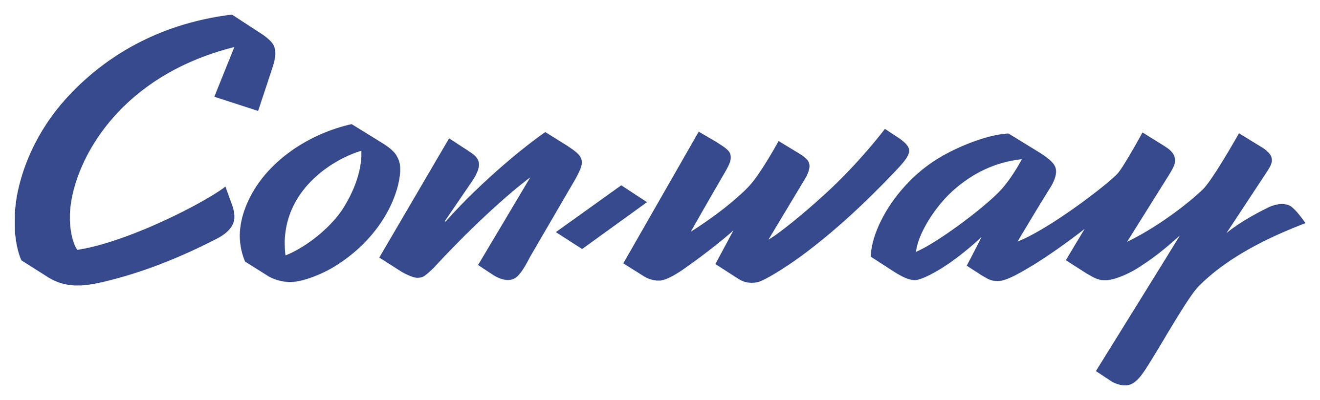 Con-way Inc. logo.